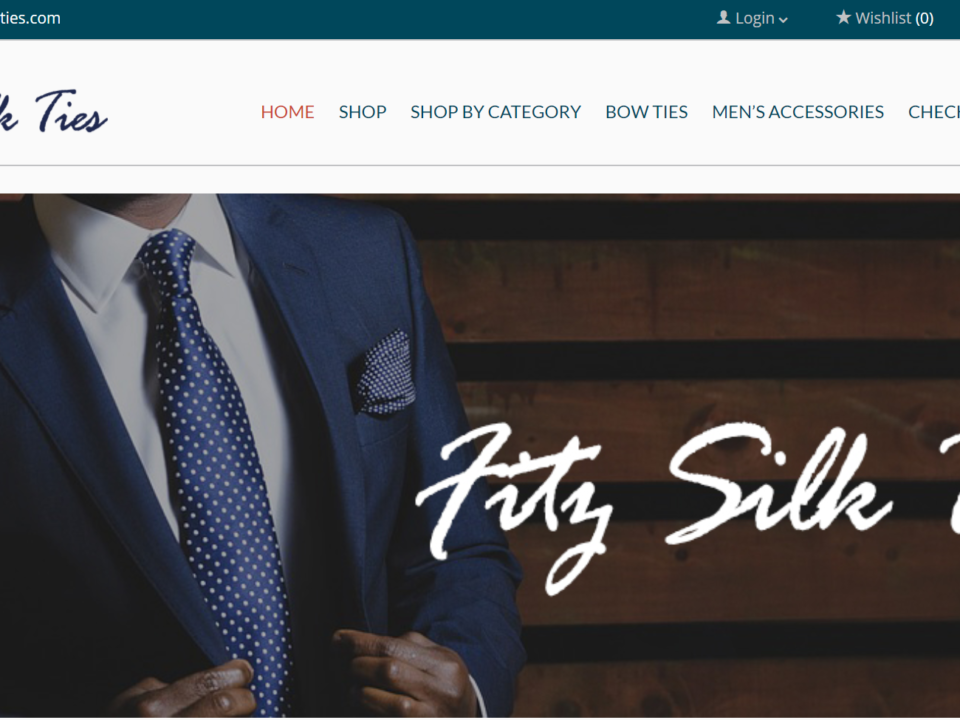 Fitz Silk Ties